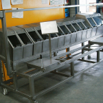 rack de picking inox