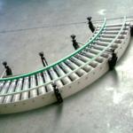 courbe à rouleaux